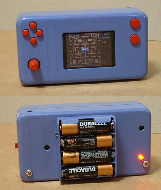 Ms. Pac-Man Portable Handheld Videogame Namco