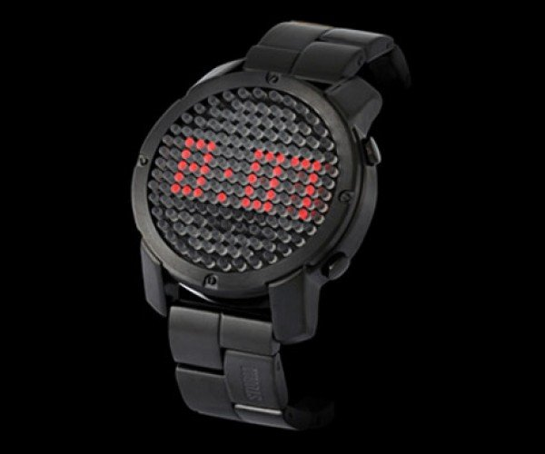 Storm Faze LED Watch: Lots and Lots of Dots