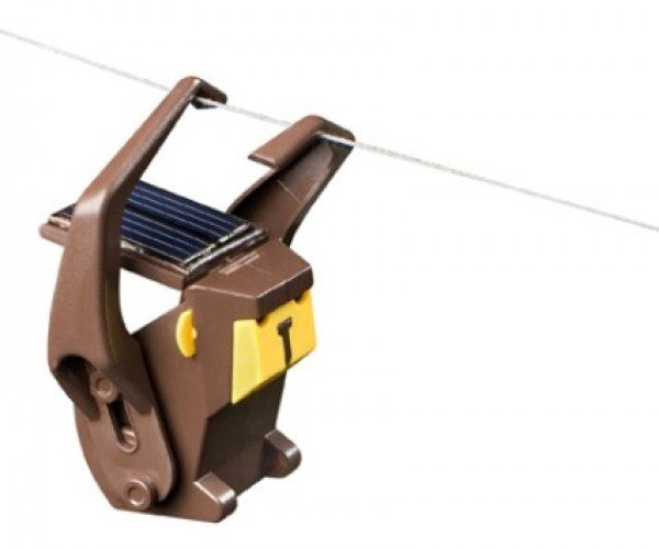 Solar-Powered Toy Monkey