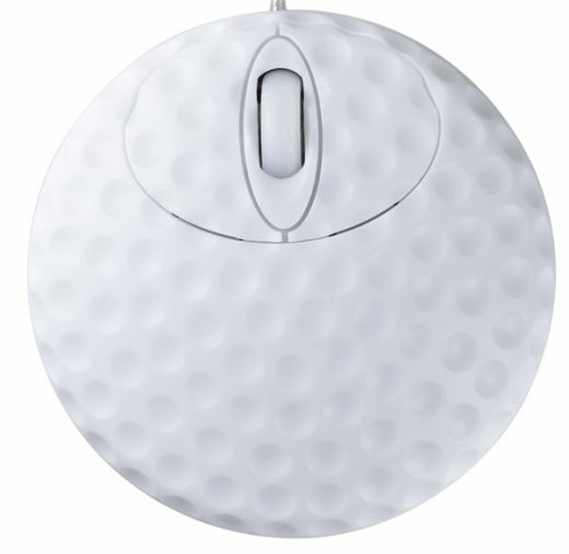 mouse golf ball mouse and golf green mouse pad usb