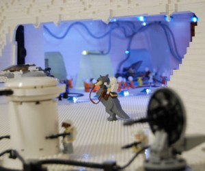 Hoth in LEGO, Now With Tauntauns [Empire Strikes Back]