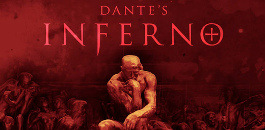 ea dante's inferno action divine comedy adventure game