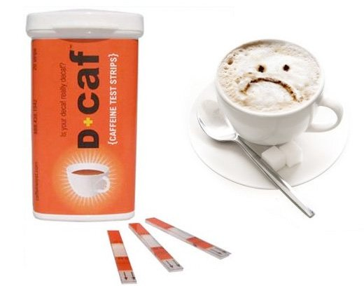 silver lake research decaf test strips