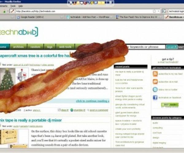 Baconize Websites With Bacolicio.Us