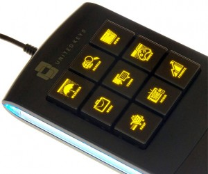 United Keys Offers OLED Keyboards on the Cheap