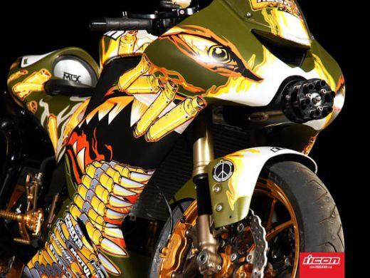 ICON Warthog Motorcycle