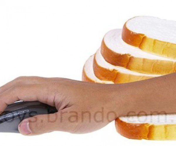 Comfort Food: White Bread Wrist Rest