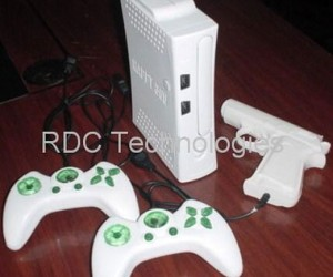 Xbox 360 and PS3 Get 8-Bit Doppelgängers