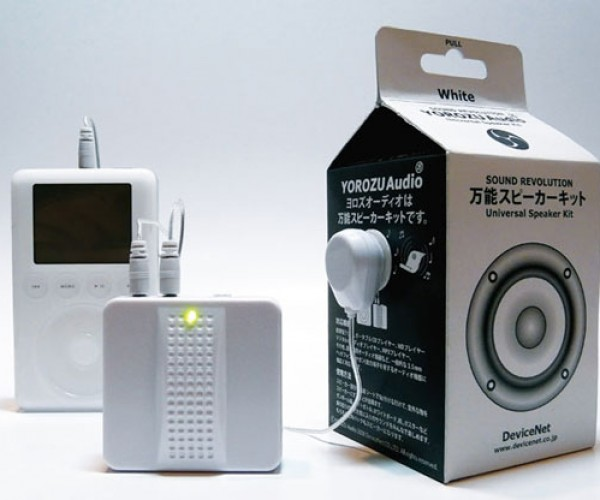 Yorozu Sound Resolution: Any Surface is a Speaker