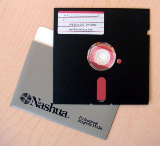 cd in a floppy 3