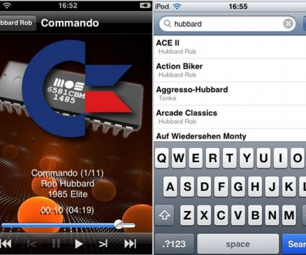 IPhone Sid Player Cranks Out C64 8-Bit Chiptunes