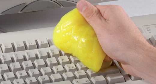 cyber clean keyboard goo