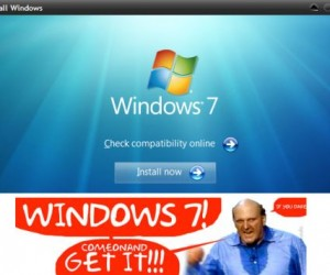 Time to Crash Some Servers: Download Links to Windows 7 Beta