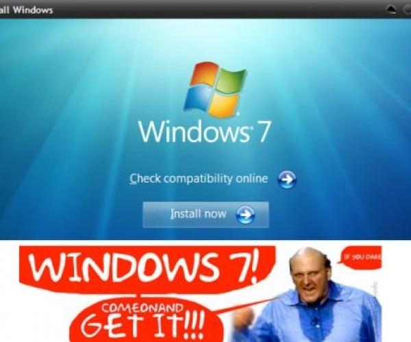 Time to Crash Some Servers: Download Links to Windows 7 Beta