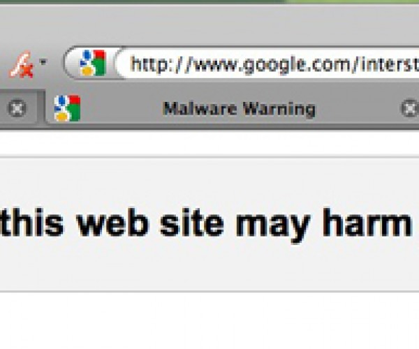 Everything is Malware: was Google Hacked?