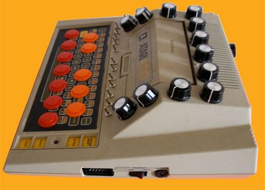 atari 400 synth synthesizer fridgebuzz fridgebuzzz analog sound