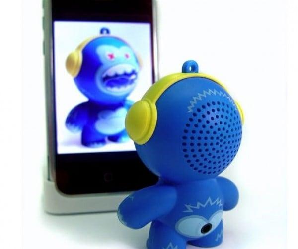 Headphonies: Little Speaker Dudes in Your Pocket