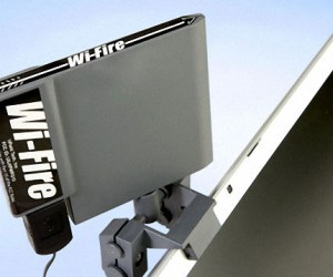 Wi-Far Out: Wi-Fire USB Range Extender