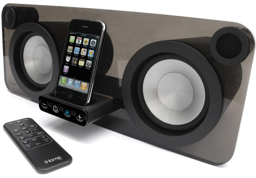 ihome ip1 speaker dock iphone sound ipod