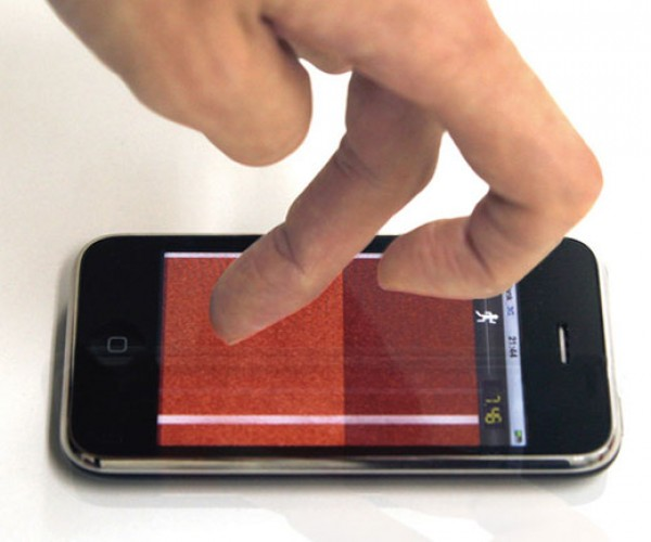 IPhone Finger Olympics Lets Your Fingers Do the Running