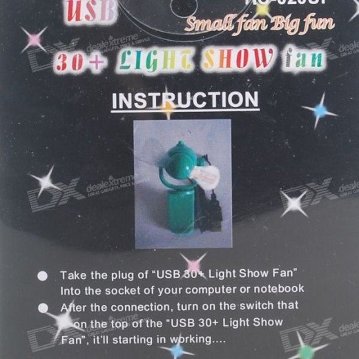led pov persistence of vision fan engrish