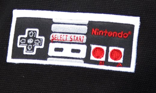 nes controller varsity jacket 8-bit nintendo collectible clothing