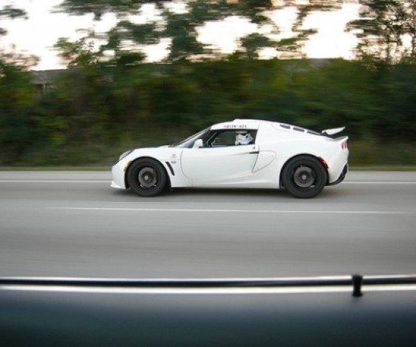 Sense This Picture Makes None: Stormtrooper Driving Car