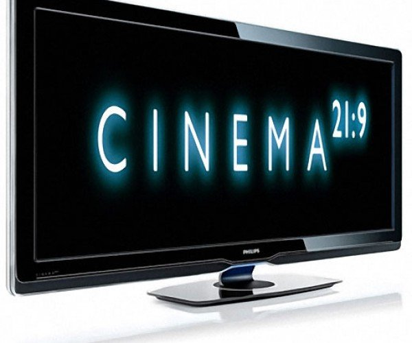 Philips Cinema 21:9 Ultra Widescreen Perfect for Movie Snobs