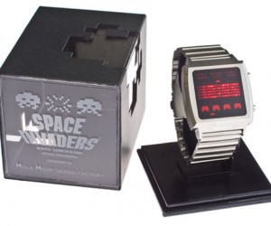 Rare Space Invaders Watches Turn Up in Japan