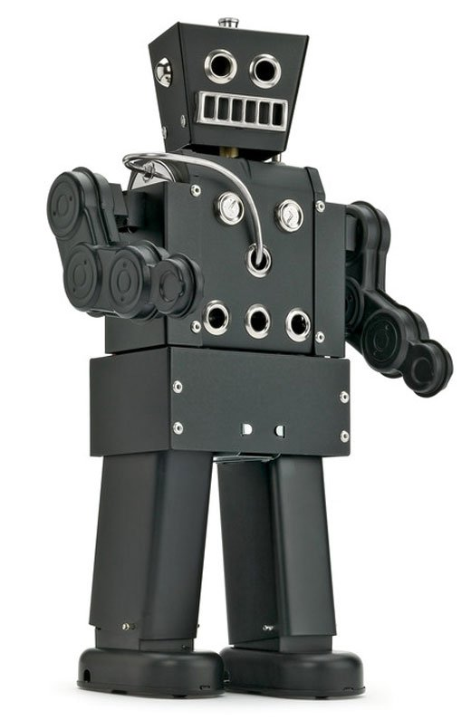 strenco st-2 steam powered robot steambot germany