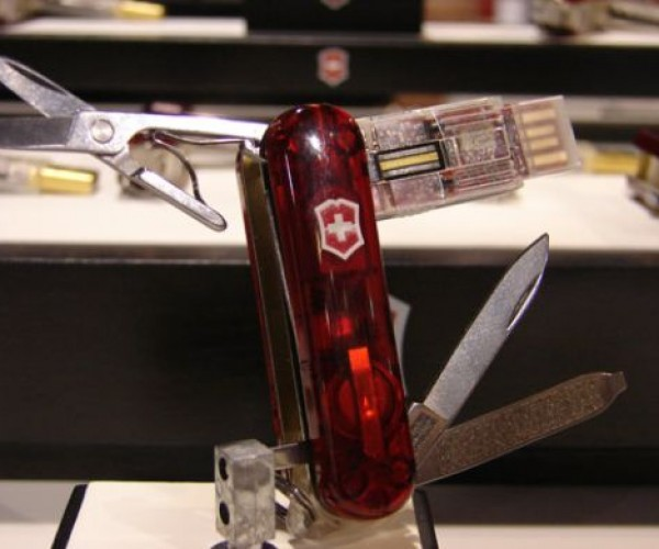 Victorinox Targets Handyman Geeks With Presentation Pro