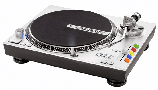 dj hero music turntable activision