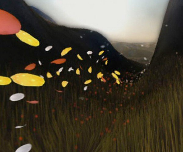 Dream With the Petals in Psn'S Flower in February