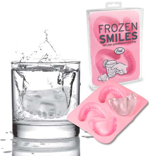 ice novelty frozen smiles