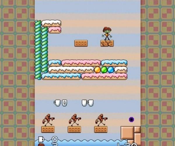 Johnny Platform's Caffeinated Biscuit Romp [Xbox 360]