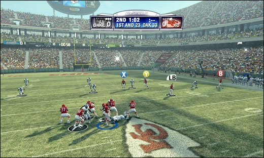 madden football game sports ea electronic arts