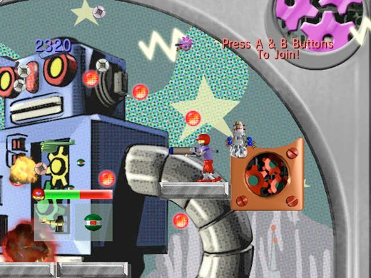 planet pachinko shooter platform pachinko wiiware