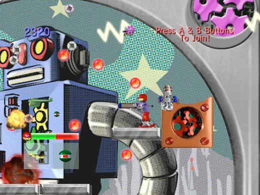planet pachinko shooter platform pachinko wiiware
