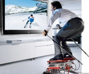 Ski Simulator: Might as Well Go to Vail