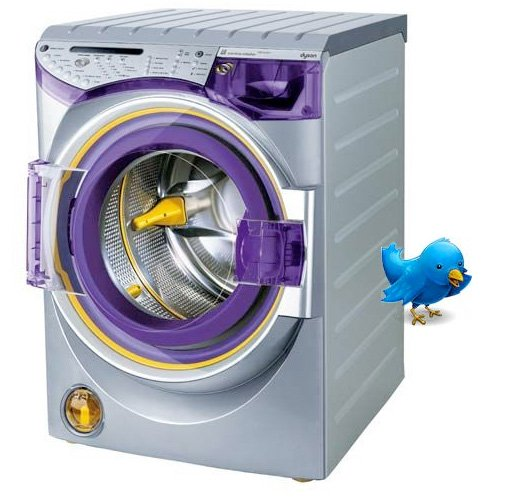washing machine hack mod twitter reminder alarm