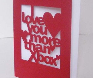 Happy V-Day: Love You More Than Xbox