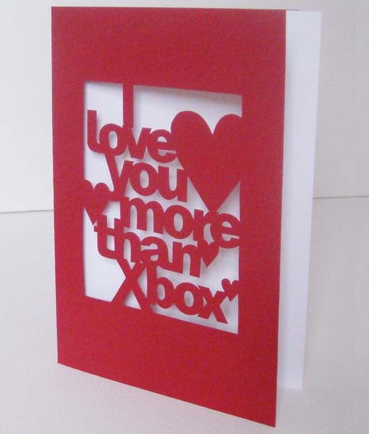 card etsy valentine's day xbox
