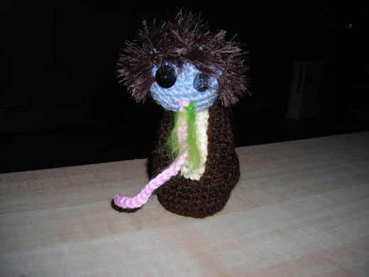 amigurumi zombie left 4 dead xbox 360 crochet craft