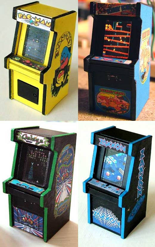 tiny arcade machines 2