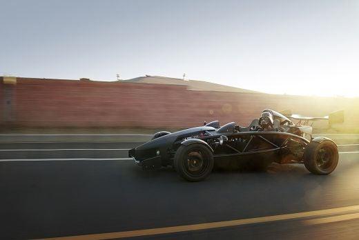darth vader race car star wars strange