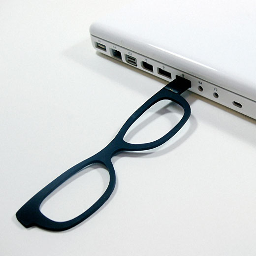usb eyeglasses