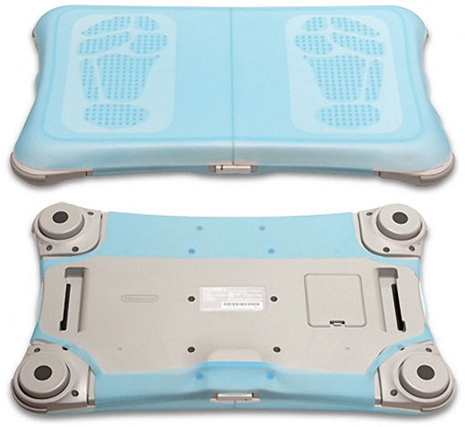 wii fit massage cover