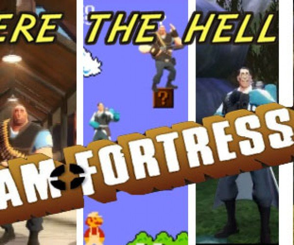 Where the Hell is Matt?: Team Fortress 2 Edition