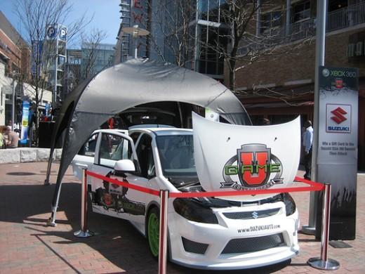 xbox 360 car suzuki