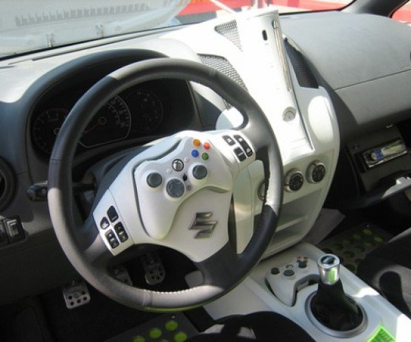 Rrod on the Road: Xbox 360 Car